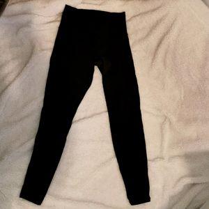 Lululemon leggings Black size 8